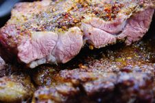 Free Barbecue Royalty Free Stock Photos - 8199208