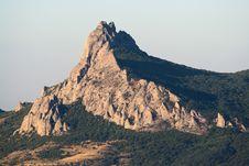 Free Kara Dag The Mountain, Crimea Royalty Free Stock Photography - 8199407