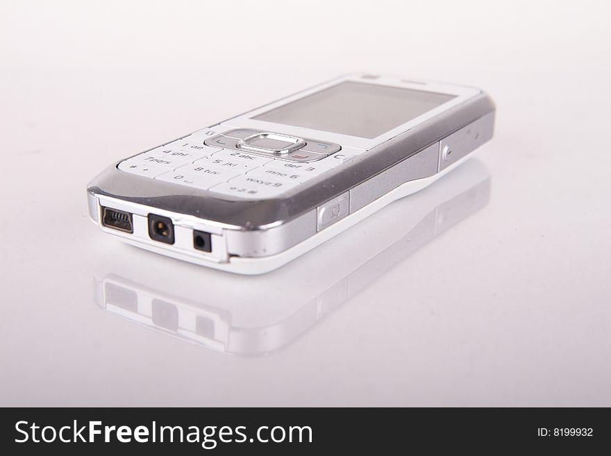 Stylish cell phone
