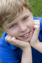 Free Smiling Boy Stock Images - 821924
