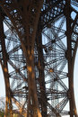 Free Eiffel Tower Pier Details, Paris, France Stock Photography - 824682
