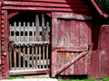 Free Barn Door And Gate Stock Images - 826164