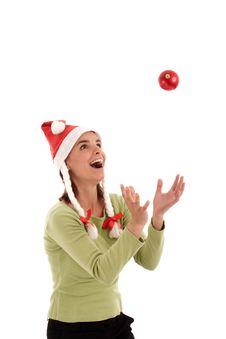 Free Merry Christmas! Stock Photos - 821873