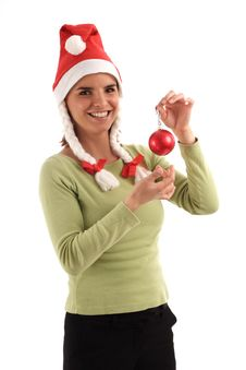 Free Merry Christmas! Stock Photo - 821950