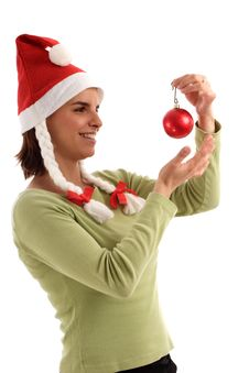 Free Christmas Spirit Stock Photos - 821973