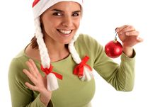 Free Merry Christmas! Royalty Free Stock Photography - 821977