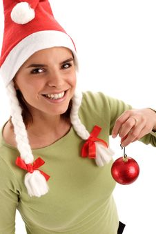 Free Merry Christmas! Royalty Free Stock Photography - 821997
