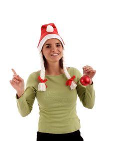 Free Merry Christmas! Stock Photo - 822010