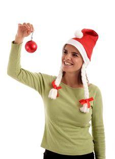 Free Merry Christmas! Stock Image - 822071