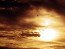 Free Sunset Stock Photo - 823120