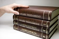 Free Bible Royalty Free Stock Photo - 823495