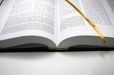 Free Bible Stock Image - 823501