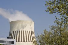 Free Cooling Tower Stock Photo - 824390