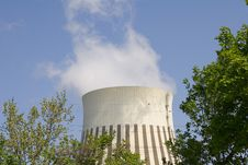 Free Cooling Tower 6 Stock Photography - 824452