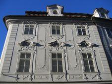 Free Prague White House Royalty Free Stock Images - 825949