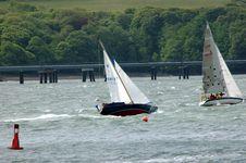 Free Sailing Stock Photography - 825972