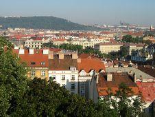 Free Prague General View Stock Photos - 825993