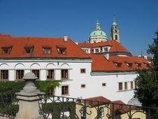 Free Prague Buildings Stock Images - 826004