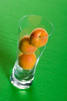 Free Delicious Apricots Stock Photo - 826230
