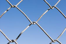 Free Chain Link Fence (series) Royalty Free Stock Images - 826549
