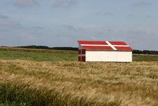 Free Rural Denmark Stock Image - 827401