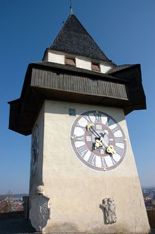 Free Old Watch Tower Stock Image - 827661