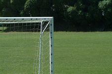 Free Net Of Stadium Of Soccer Stock Images - 829494