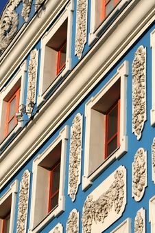 Free Old Tenement Royalty Free Stock Images - 829789