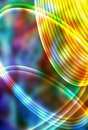 Free Abstract   Background With Bright Strips Stock Images - 8206924