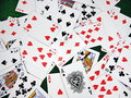 Free Pile Of Playing Cards 2 Royalty Free Stock Photos - 8208718