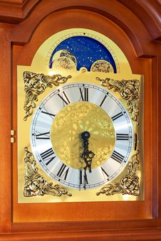 Free Clock Face Stock Photography - 8200052