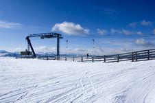 Free Ski Royalty Free Stock Photo - 8201325