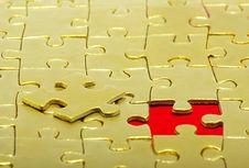 Free Puzzle Royalty Free Stock Images - 8202109