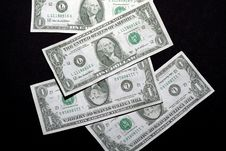 Free Dollars Royalty Free Stock Photography - 8202237