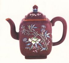 Free Chinese Teapot Stock Photos - 8202453
