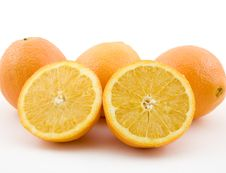 Free Oranges Royalty Free Stock Image - 8202786