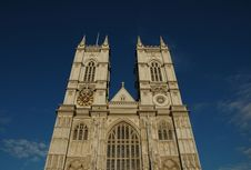 Free Westminster Abbey Royalty Free Stock Image - 8203116