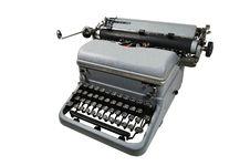 Free Antique Typewriter Stock Images - 8203994