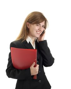 Free Portrait Of Businessewoman Stock Photos - 8204133