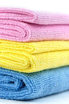 Free Towels Royalty Free Stock Images - 8204309