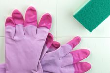 Free Gloves Stock Photo - 8204580