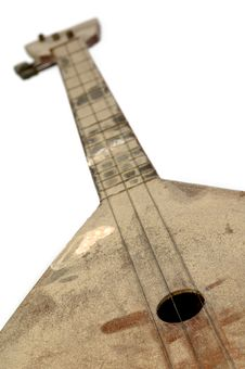 Free The Old Balalaika Stock Photos - 8204713