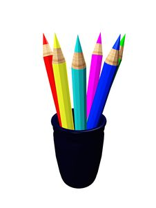 Free Pencils Stock Images - 8205024