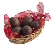 Free Easter Basket Stock Photo - 8205320