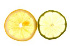 Free Lime And Lemon Stock Photos - 8206403