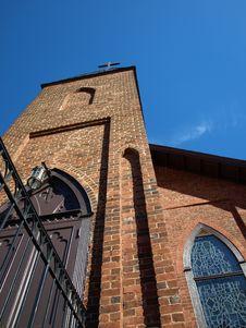 Free Epic Church Royalty Free Stock Photo - 8206585