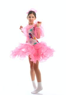 Free Portrait Of Cute Teen Dance Girl Royalty Free Stock Photography - 8206697