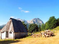 Free Durmitor National Park Royalty Free Stock Photo - 8206885