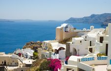 Free Santorini Island Stock Photo - 8207040