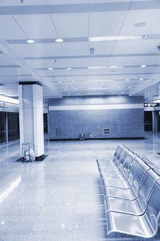 Free Subway Station Royalty Free Stock Image - 8207126